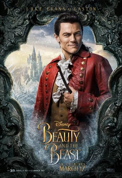 unnamed 64 BEAUTY AND THE BEAST   Character Posters Now Available!!!