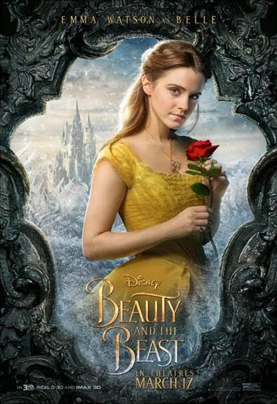 unnamed15 BEAUTY AND THE BEAST   Character Posters Now Available!!!