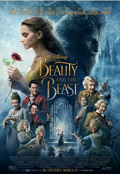 unnamed4 BEAUTY AND THE BEAST   New TV Spot & Poster Now Available!!!