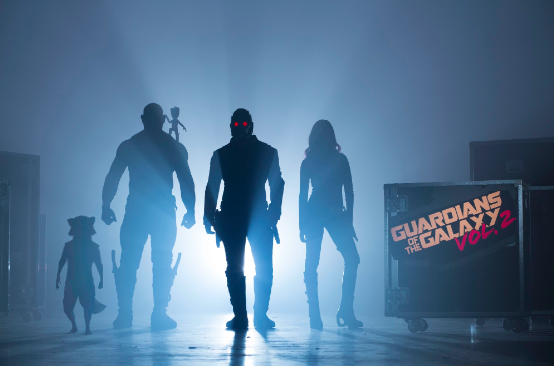 Gurdians of the Galaxy I Went On Set For Guardians of The Galaxy Vol. 2! #GotGVol2