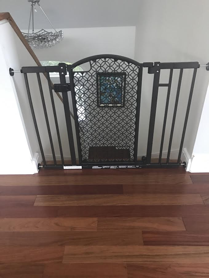 unnamed 33 Summer Infant Modern Home Gate Review + Giveaway!
