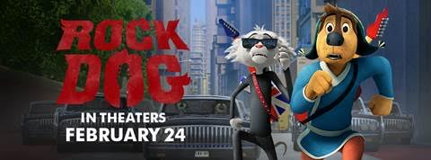 unnamed8 Rock Dog Film Release and a $25 Visa Gift Card Giveaway! #RockDog