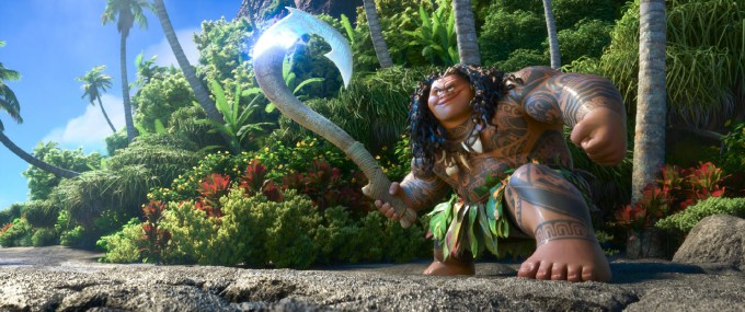 maui Moana is NOW available on DVD!