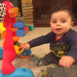 PlayGro Step by Step Music & Lights Puppy Walker Review + Giveaway!