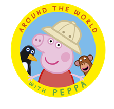 unnamed 3 Its time for a trip around the world with Peppa Pig!