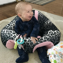 Hugaboo is a LIFE SAVER FOR NEW MOMS!!!