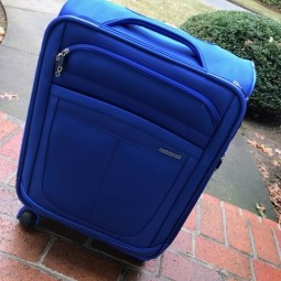 American Tourister Delite 3 Is The Perfect Luggage For My Upcoming Trips