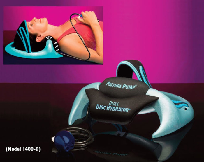 unnamed 700x558 Posture Pump   Restore and Relieve Your Neck and Lower Back!