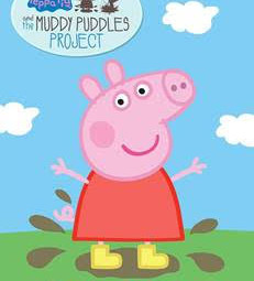 Make a splash for Peppa Pig and the Muddy Puddles Project!
