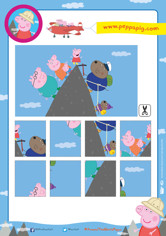 unnamed2 Its time for a trip around the world with Peppa Pig!
