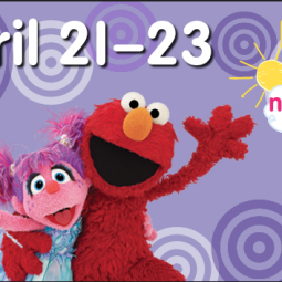 Sesame Street Live at the PPAC (April 21-23) and a HUGE ticket giveaway!