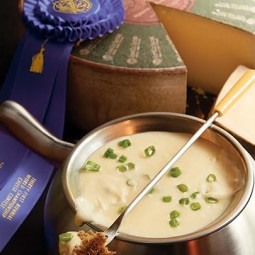 National Cheese Fondue Day + a $100 Melting Pot Gift Card!
