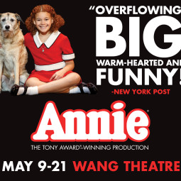Annie, The Broadway Musical, Coming To The Wang Theatre!