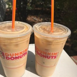 Why We Run on Dunkin'! #ICEDD4HASBRO