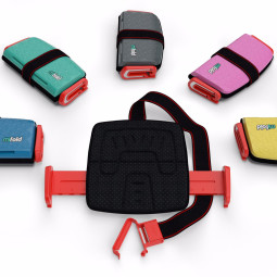 mifold, the Grab-and-Go booster seat Review + Giveaway!