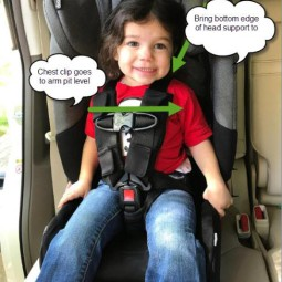 Diono Radian rXT Convertible Car Seat Review + Giveaway!