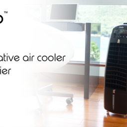 Quilo – Cool and Humidify Your Room in One Step-Help the Kickstarter TODAY!