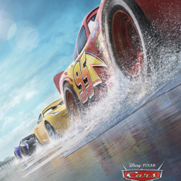 "Interview with CARS 3 Nathan Fillion (voice of ""Sterling""), Larry the Cable Guy (voice of ""Mater""), Lea DeLaria (voice of ""Miss Fritter"") & Isiah Whitlock Jr. (voice of ""River Scott"") #Cars3Event"