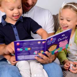 """Peppa Pig  """"My Daddy"""" book from Penwizard! Order TODAY!"""