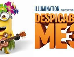 Despicable Me 3 in Theaters Friday and a Despicable Me Talking Minion Toy/iTunes Giveaway!