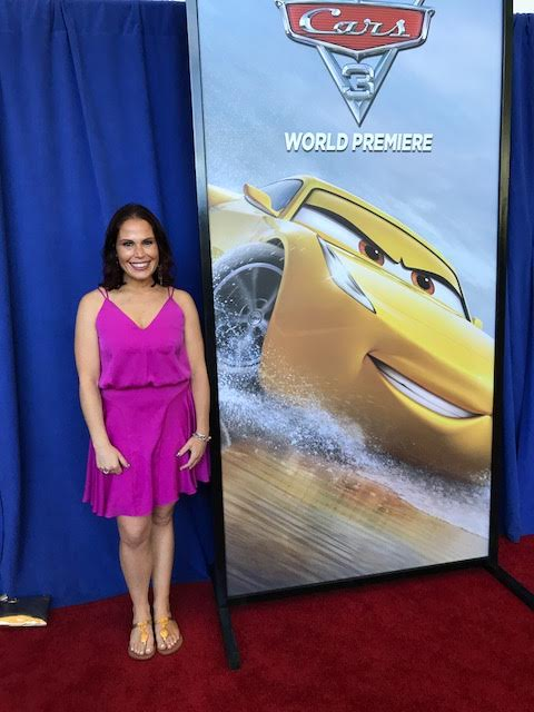 Cars 3 press event
