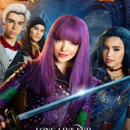 Disney's Descendants 2 on DVD Today, August 15th!