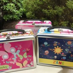I See Me! Personalized Lunch Boxes Review+ Giveaway!