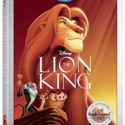 The Lion King DVD on Blu-Ray for sale starting TODAY AUGUST 29th!