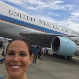 The Air Force One Experience at Quonset Airport!