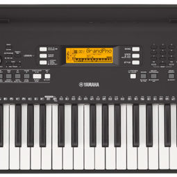 Learning How To Play Music on the Yamaha Keyboard! A Great Holiday Gift!