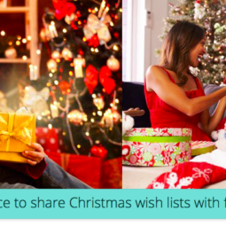 Create a Christmas Wish List with giftYou!