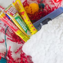 Slim Jim Movie Night Stocking Idea For The Holidays and a Great Sweepstakes!