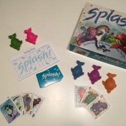 SPLASH GAME – The Card Game for the Whole Family! Buy it Today For the Holidays!