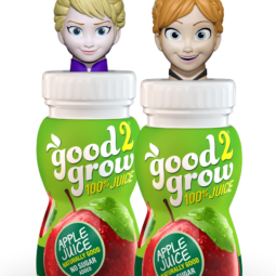 Make Nutrition Fun with Good2Grow