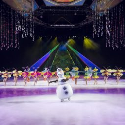 Frozen Disney on Ice 4 Ticket Giveaway at the Dunkin' Donuts Center in RI!