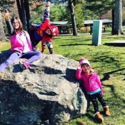 Having The Time Of Our Life At Woodloch Resort!