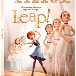 LionsGate Leap Available on DVD!