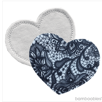 Bamboobies Flirty Lace Nursing Pads