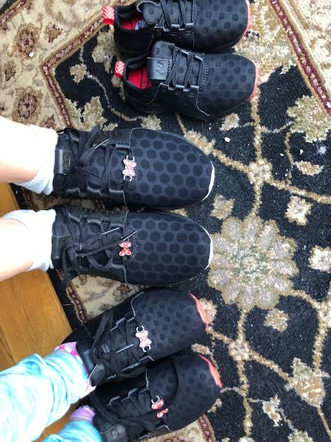 New Balance Disney Collection Shoes