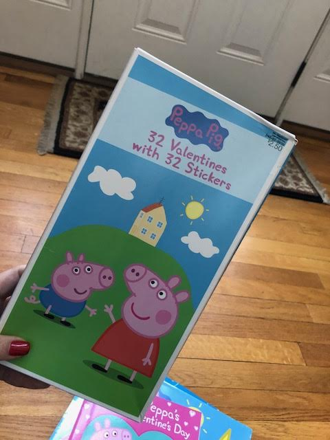 Peppa Pig Valentine's Day Gifts