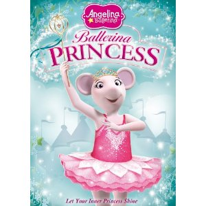 Angelina the Ballerina, Barney, Timmy Time Review/Giveaway- 2 winners!