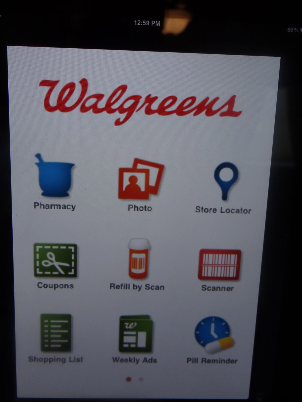 Walgreens Vaccination Application- iPhone-iPad-Droid #Cbias