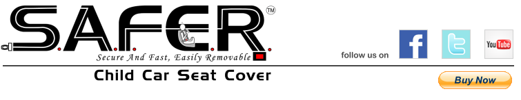 S.A.F.E.R. Child Car Seat Cover Review/Giveaway