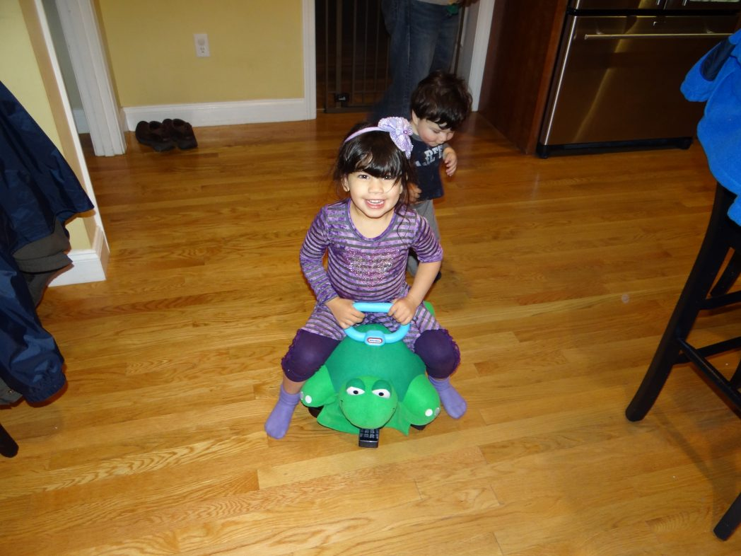Little Tikes Pillow Racers (ride-on toy) Review-Giveaway! - The ...