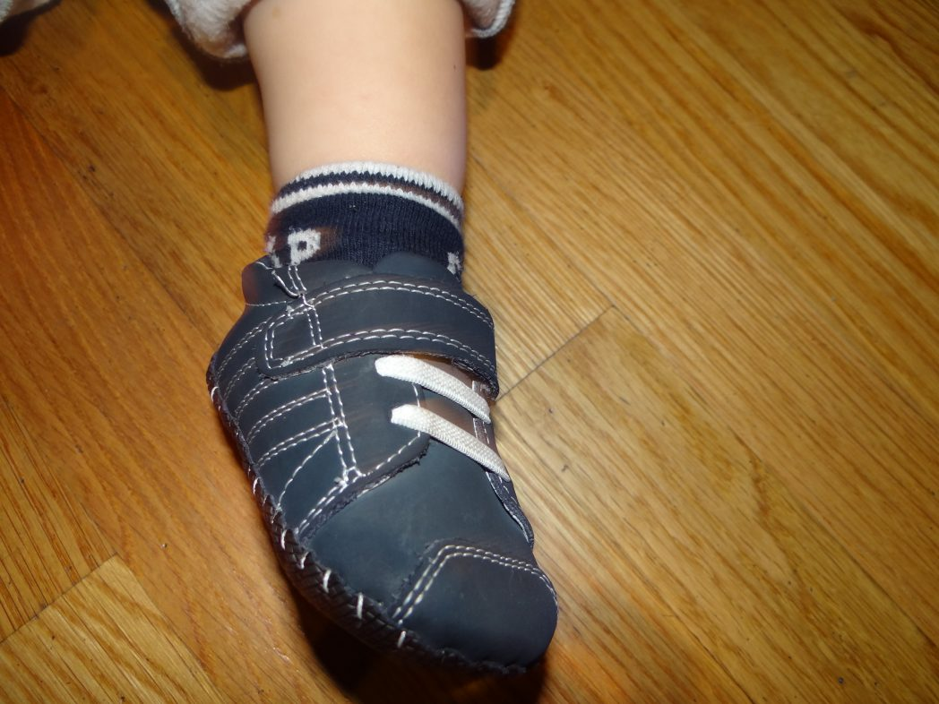 Pediped Kids Shoes Review-Giveaway!