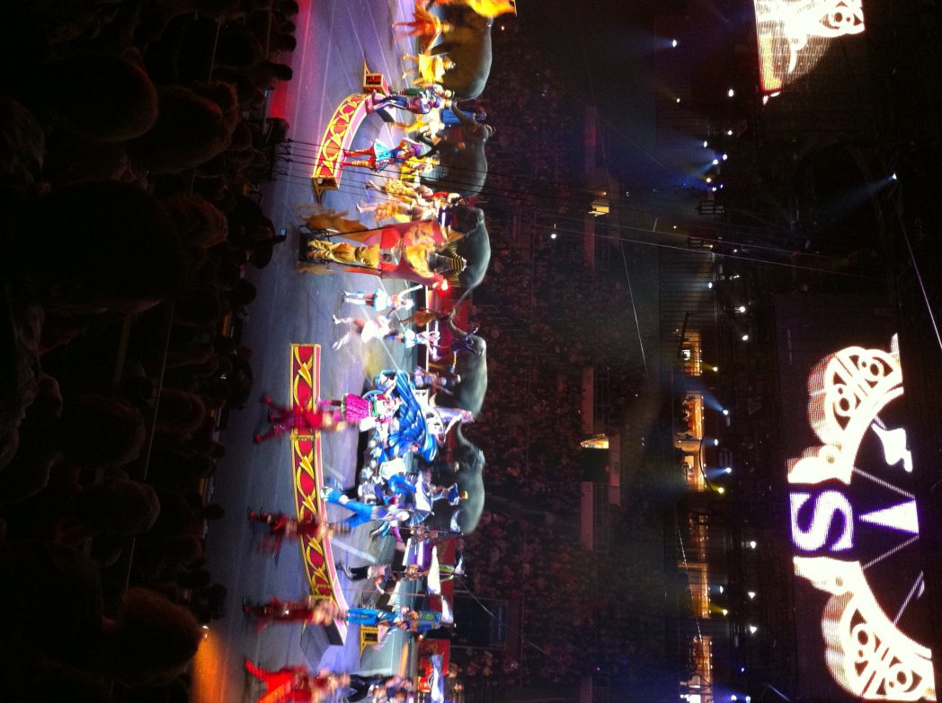 Ringling Bros. and Barnum & Bailey Circus Presents Dragons Review
