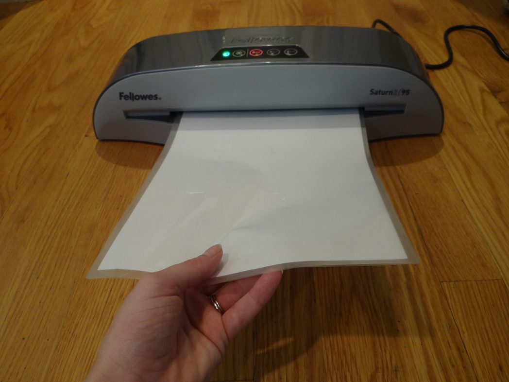 Fellowes Saturn2 95 Laminator Review- Perfect Laminator for Back to School!