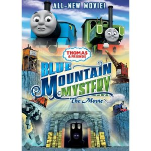 Thomas the Train (2 DVD set), Barney, and Awesome Adventures Review-Giveaway