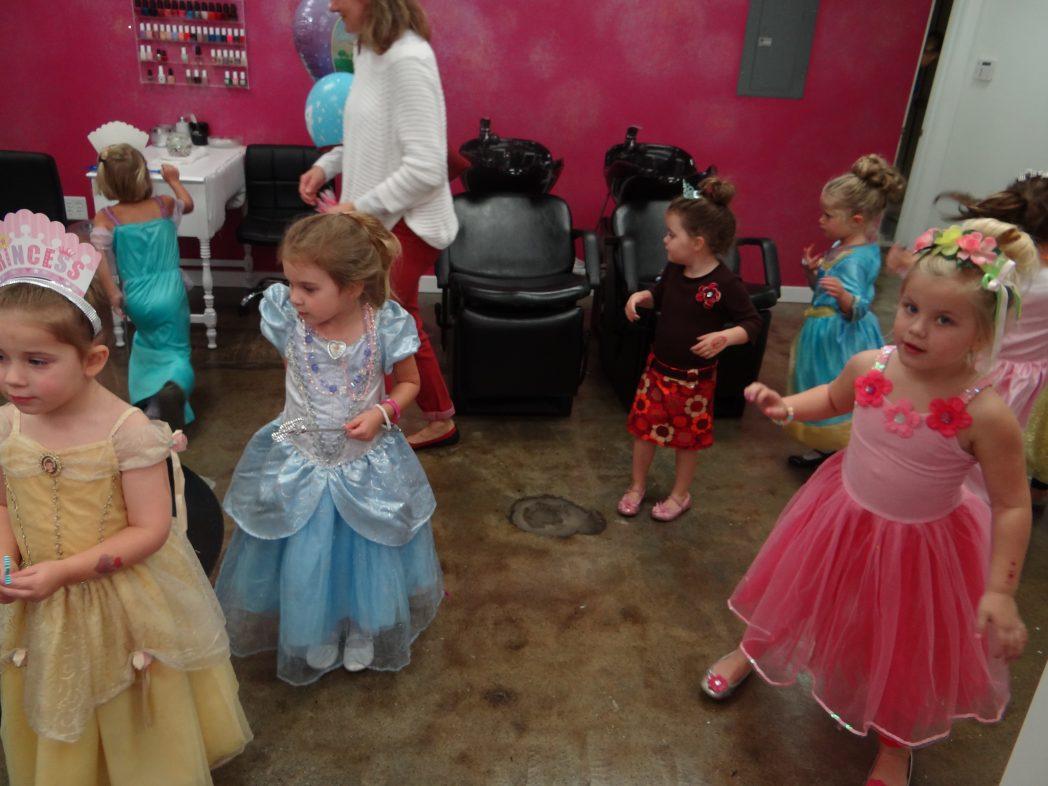 MegaBloks Lil' Princess Party!