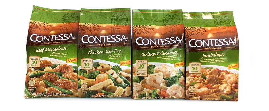 Contessa World Cuisine 39 S Frozen Skillets The Mommyhood